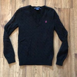 Ralph Lauren Sport V-Neck Sweater